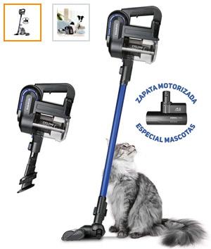 comprar aspirador para mascotas sin cable #mascotas #aspiradorsincable
