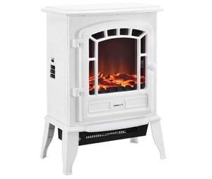 comprar chimenea electrica blanca #chimeneaelectrica #hogardulcehogar