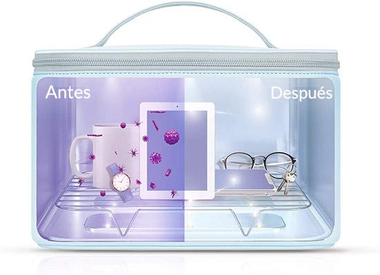 esterilizador ultravioleta portatil #esterilizadoruv #luzultravioleta #desinfección
